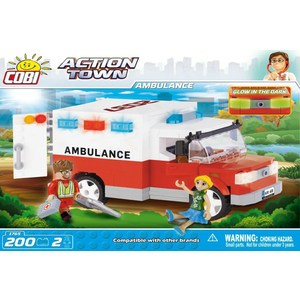 Конструктор COBI Ambulance v2