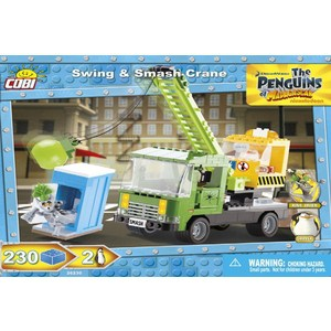 Конструктор COBI Swing Smash Crane