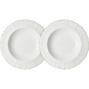 Набор из 2-х суповых тарелок Colombo Бьянка (C2-SP_2-K4815AL) цена в Москве и Питере