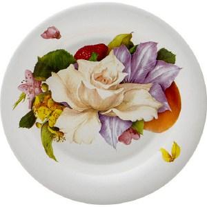 Тарелка суповая Ceramiche Viva Фреско (CV2-T01-05048-AL) цена 2017