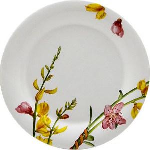 Купить Тарелка Десертная Ceramiche Viva Фреско (Cv2-T01-06048-Al)