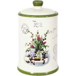 Банка для сыпучих продуктов (чай) Anna Lafarg LF Ceramics Букет (AL-175F6294-B-LF) 10 pieces lot mst9u89cl lf