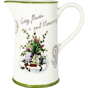 Кувшин Anna Lafarg LF Ceramics Букет (AL-235F5788-1-B-LF) цена