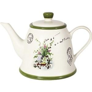Заварочный чайник 1.0 л Anna Lafarg LF Ceramics Букет (AL-270F6290-B-LF) mst6i78zx lf tl