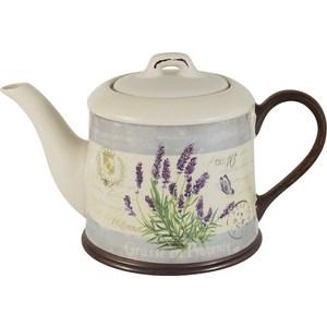Заварочный чайник 1.0 л Anna Lafarg LF Ceramics Лаванда (AL-290F8563-L-LF) tsum16al lf page 10