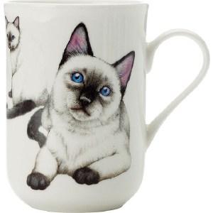 Кружка Maxwell & Williams Сиамская кошка (MW637-PB0715)