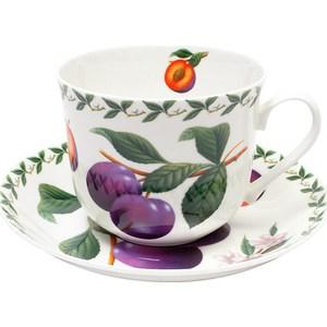 Чашка с блюдцем Maxwell & Williams Слива (MW637-PB8104)