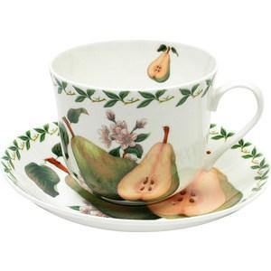 Чашка с блюдцем Maxwell & Williams Груша (MW637-PB8106) цена
