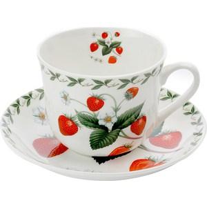Чашка с блюдцем Maxwell & Williams Земляника (MW637-PB8107)