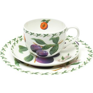 Набор чайный 3 предмета Maxwell & Williams Слива (MW637-PB8504)