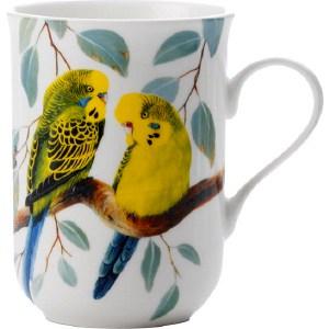 Кружка Maxwell & Williams Волнистые попугаи (MW637-PBW1508)