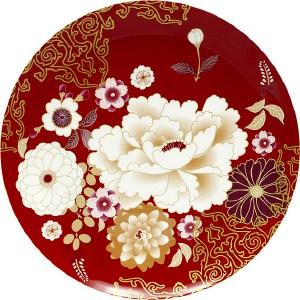 Тарелка Maxwell & Williams Кимоно красный (MW637-PK0203) жакет кимоно