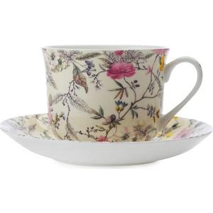 Чашка с блюдцем Maxwell & Williams Летние цветы большая (MW637-WK03300)