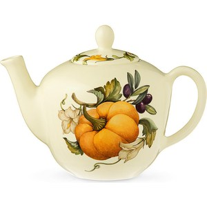 Заварочный чайник 1.0 л Nuova Cer Тыква (NC7360-ODN-AL)