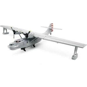 Радиоуправляемый гидроплан Dynam PBY Catalina 2.4G цена