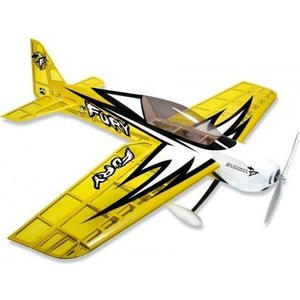 Радиоуправляемый самолет NPM Fury радиоуправляемый самолет hobbyzone delta ray технология safe