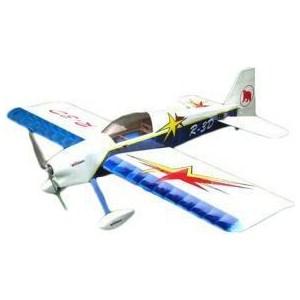 Радиоуправляемый самолет Richmodel R 3D 40 PNP (собранный) монитор pnp