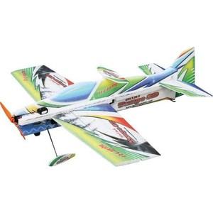 Радиоуправляемый самолет TechOne Mini Tempo 3D EPP COMBO