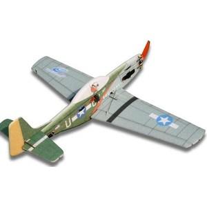 Радиоуправляемый самолет TechOne P 51D EPP COMBO