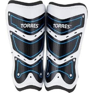 Щитки футбольные Torres Training FS1505M-BU р. M