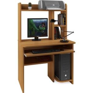 купить Компьютерный стол Атлант Интел 1 вишня оксфорд дешево