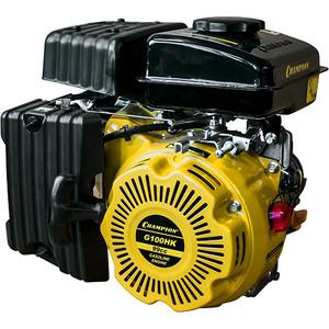 Двигатель бензиновый Champion G100HK двигатель бензиновый champion g390 1hke