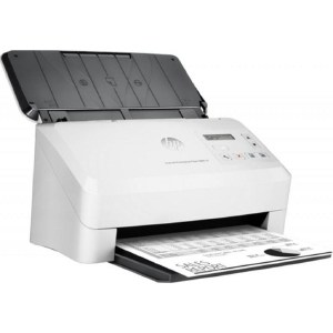 Сканер HP ScanJet Enterprise Flow 5000 s4 сканер hp scanjet enterprise flow 7000 s3 l2757a