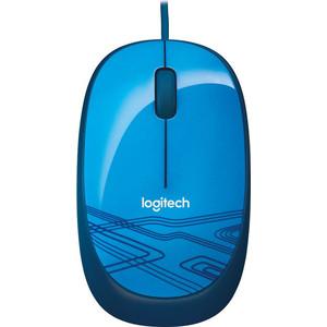 Мышь Logitech M105 Blue недорого
