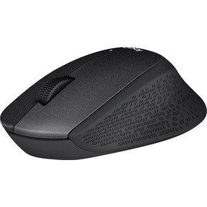Мышь Logitech M330 Silent Plus Black цена