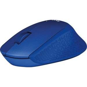 Мышь Logitech M330 Silent Plus Blue