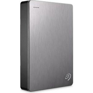 Внешний жесткий диск Seagate 5Tb STDR5000201 Backup Plus серебристый