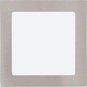 Встраиваемый светодиодный светильник Eglo 31678 встраиваемый светодиодный светильник eglo 97027