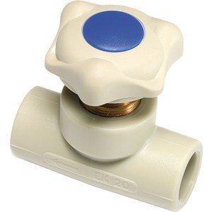 Вентиль EKOPLASTIK проходной 32 мм (SVE032XXXX) цена