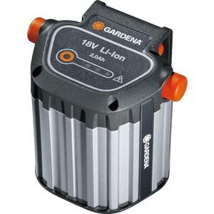 Аккумулятор Gardena BLi-18 (09839-20.000.00) аккумулятор gardena bli 40 160 литий ионный