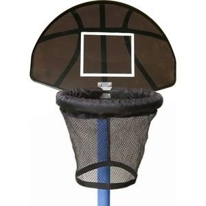 Баскетбольный щит с кольцом DFC для батутов Trampoline баскетбольный щит dfc kids2 черный