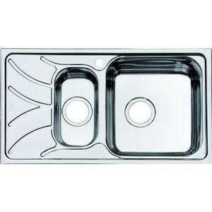 лучшая цена Кухонная мойка IDDIS Arro (ARR78SZi77)