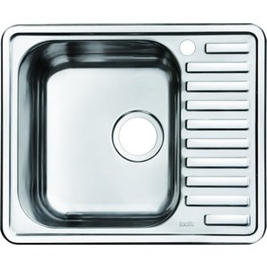 Кухонная мойка IDDIS Strit (STR58SLi77) кухонная мойка iddis strit str58sri77