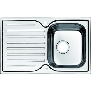 Кухонная мойка IDDIS Strit (STR78SRi77) кухонная мойка iddis strit str58sri77