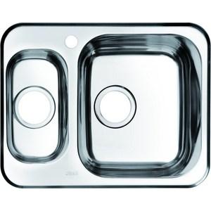 Кухонная мойка IDDIS Strit (STR60SZi77) кухонная мойка iddis strit str58sri77