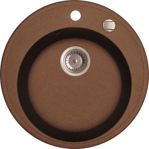 Кухонная мойка IDDIS Kitchen G шоколад (K16C511i87) шоколад qanba n1 g лей тинг рокер большой круг профиль аркада джойстик коф