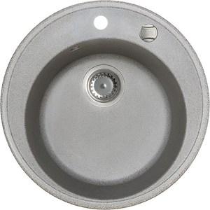 Кухонная мойка IDDIS Kitchen G серый (K02G511i87) цены