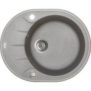Кухонная мойка IDDIS Kitchen G серый (K07G621i87) цены