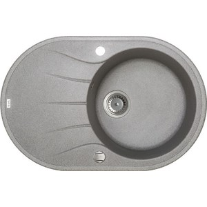 Кухонная мойка IDDIS Kitchen G серый (K12G771i87) цены