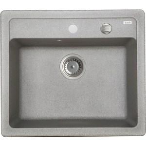 Кухонная мойка IDDIS Vane G серый (V02G571i87) iddis vane v9rs129i85