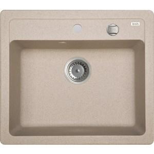 Кухонная мойка IDDIS Vane G песок (V03P571i87)
