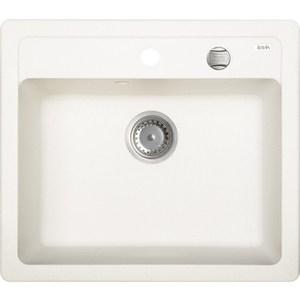 Кухонная мойка IDDIS Vane G белый (V05W571i87) фото