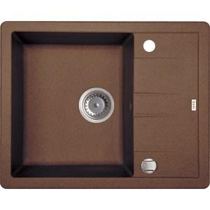 Кухонная мойка IDDIS Vane G шоколад (V32C621i87) шоколад qanba n1 g лей тинг рокер большой круг профиль аркада джойстик коф