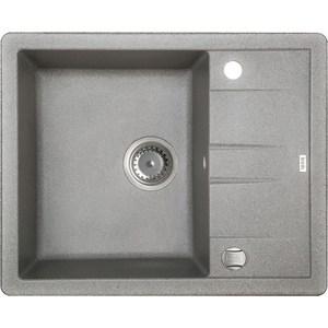Кухонная мойка IDDIS Vane G серый (V07G621i87) цена
