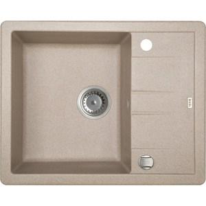 Кухонная мойка IDDIS Vane G песок (V08P621i87)