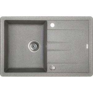 Кухонная мойка IDDIS Vane G серый (V12G781i87) цена